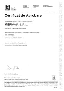 Mefivar-calitate-ISO 2020